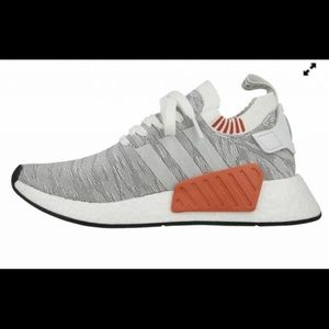 Mens Adidas Originals NMD_R2 PK Primeknit